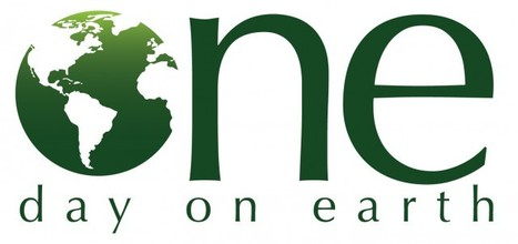 Global Screening Announcement - One Day on Earth | iEARN in Action | Scoop.it