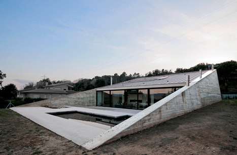 hidalgo hartmann arquitectura: house in montfulla, spain | Idées d'Architecture | Scoop.it