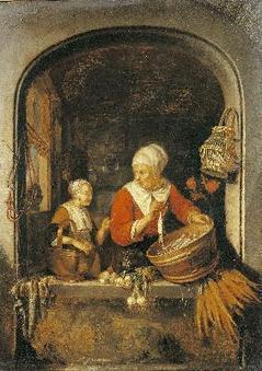 9 février 1675 mort de Gerard Dou | Racines de l'Art | Scoop.it