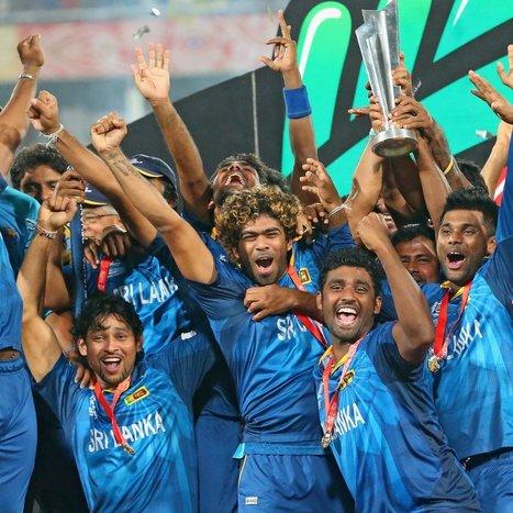 Sangakkara & Jayawardene End Sri Lanka's Long Wait for Glory at World T20 - Bleacher Report | Sri Lanka Beaches | Scoop.it