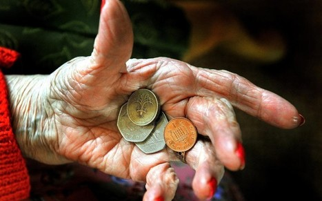 Poorer than your parents - post-war pensions boom 'is coming to an end' - Telegraph | Political world | Scoop.it