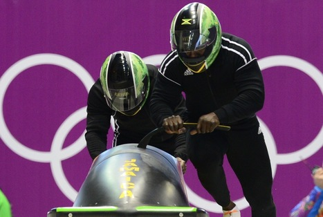 Jamaica's bobsled team has a brand new theme song - USA TODAY | International marketing | Scoop.it