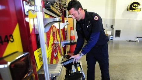 More firefighters getting nursing degrees | healthcare education | Scoop.it