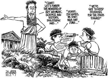 Algunas conclusiones de PISA que muchos no quieren oír » XarxaTIC   @XarxaTIC   A New Society, a new education!   Scoop.it