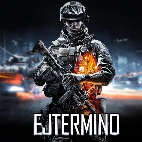 [PSD] Letras Battlefield 3 + Tutorial - Taringa! | 3du_ | Scoop.it