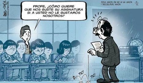 Profesores inquietos | BIGARREN HEZKUNTZAKO IRAKASLEAK | Scoop.it