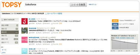 ソーシャルメディア分析: 中小企業に役立つ指標とツール - CRM Salesforce.com 日本   Big Data, Measurement and Analytics   Scoop.it