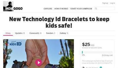 New Technology Id Bracelets to keep kids safe!   Keep your kids safe with child Id and medical Id bracelets using QR Codes!   Scoop.it