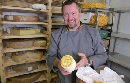 Pascal Fauville, du relief en rase campagne - So Cheese | thevoiceofcheese | Scoop.it