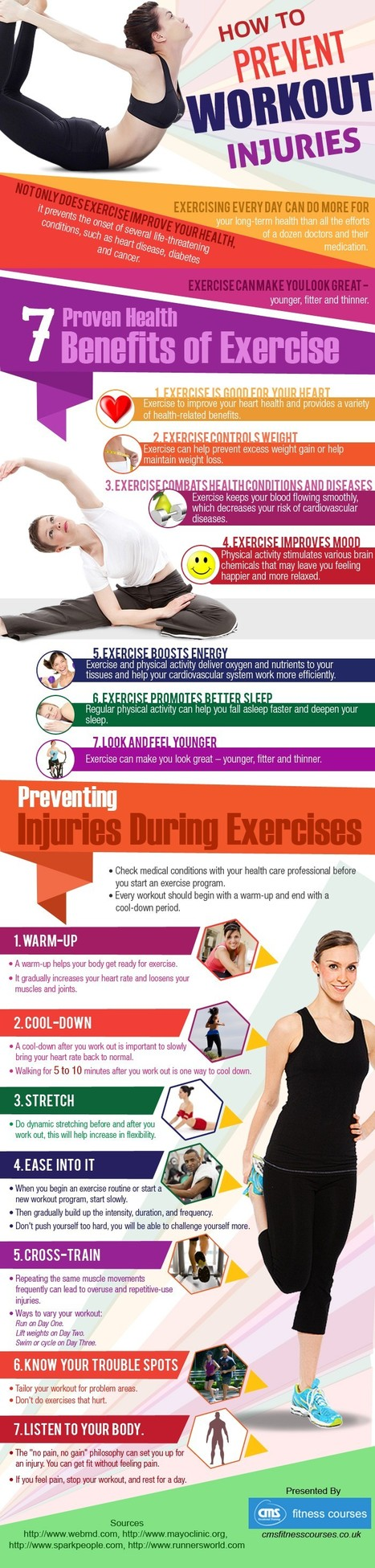 How To Prevent Workout Injuries | Fitness, Health, Running and Weight loss | Scoop.it
