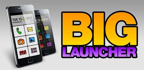BIG Launcher - AndroidMarket | Android Apps | Scoop.it