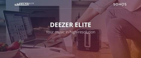 Deezer lance « Deezer Elite » aux Etats-Unis | Agence BWA - Veille | Scoop.it