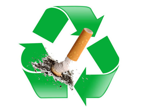 Reynolds subsidiary funding cigarette recycling - Boston.com | Zero Waste World | Scoop.it