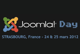 Le Joomla ! Day France à Strasbourg les 24-25 mars 2012 | joomladay | Scoop.it