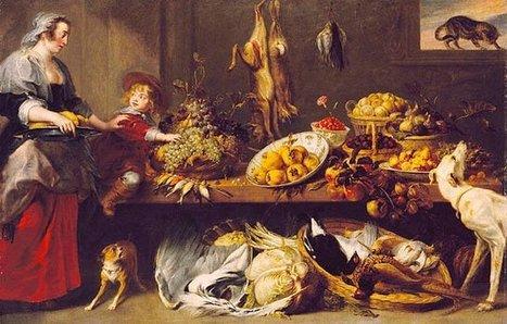 Historia de la mujer en la gastronomía | Gastronomia 2.0 | Scoop.it