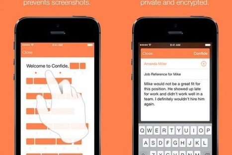 Vanishing Message App Keeps Sensitive Emails Off-The-Record - PSFK | Radio Show Contents | Scoop.it