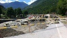 15 jours après les inondations, la RN 125 entre Saint-Béat et l'Espagne pourrait rouvrir aux véhicules légers mais reste fermée côté espagnol - France 3 Midi-Pyrénées | Revue de Presse du Caf des Vallées | Scoop.it