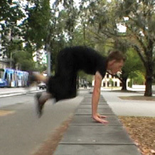 Saut De Chat – Parkourpedia | Funny things for Crazy People | Scoop.it