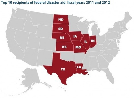States That Get The Most Disaster Aid Have Sent Dozens Of Climate Deniers To Congress | Sustain Our Earth | Scoop.it