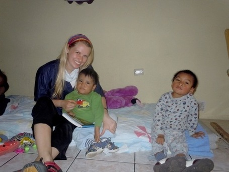 "Megan Volunteer in Antigua, Guatemala | Volunteers Abroad Reviews and Feedbacks | ""#Volunteer Abroad Information: Volunteering, Airlines, Countries, Pictures, Cultures"" 