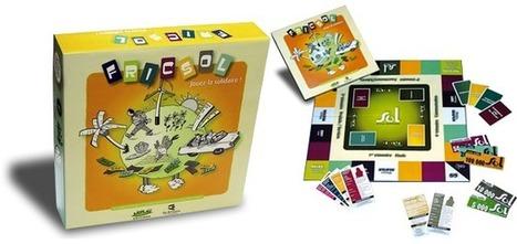 Entreprendre autrement : le jeu Fricsol | CIGALES Poitou-Charentes | CaféAnimé | Scoop.it