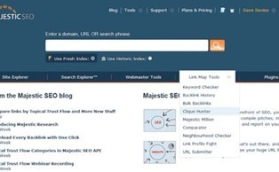 Hub Link Building With Majestic SEO - Search Engine Watch | i want to know about SEO? | Scoop.it