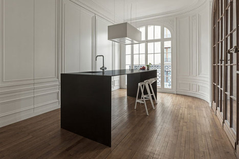 Invisible kitchen by i29 interior architects | Design Chronicle | Kuche Design | Scoop.it