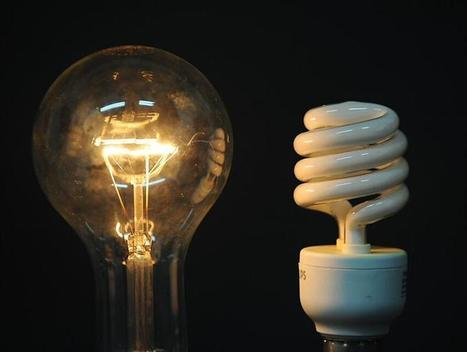 Switching to energy-efficient lighting | Engineering news | Scoop.it