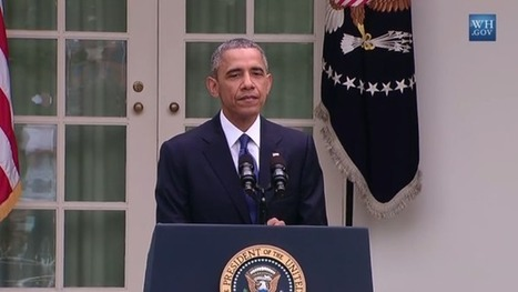 "Obama On Marriage Equality: ""Our Union Is A Little More Perfect"" 