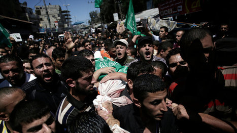 Israeli Strike in Gaza Strip Kills 3 Top Hamas Commanders | Upsetment | Scoop.it