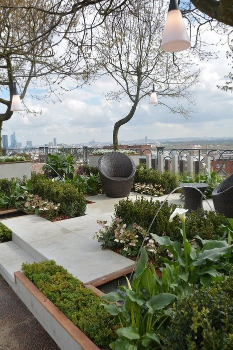 Jardins en Seine: Comment rêvez-vous votre«jardin de demain»? | Jardins urbains | Scoop.it