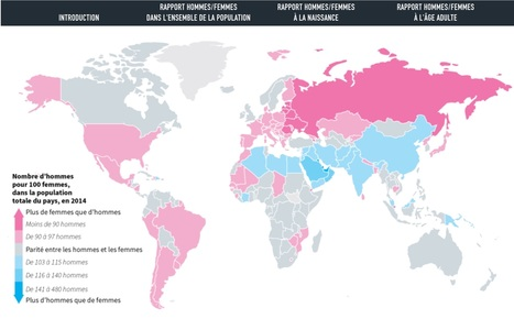 Pourquoi la planète manque de femmes? | Lemonde.fr | Le monde sous toutes ses cartes | Scoop.it