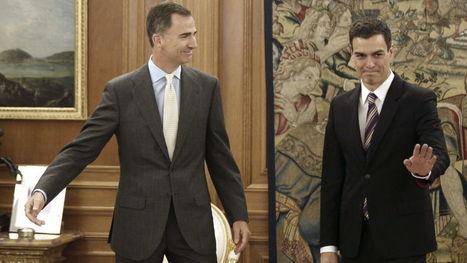 El Rey aborda con Sánchez los riesgos para la unidad de España en sus posibles pactos | ¿Qué está pasando? | Scoop.it