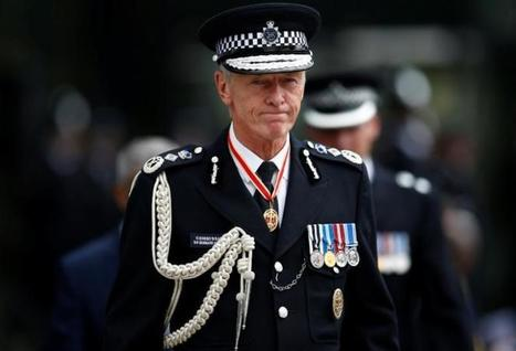 Britain's top police officer to step down next year | Criminology and Economic Theory | Scoop.it