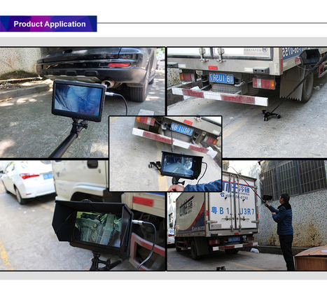 Vehicle Inspection Camera System H2D-300 | 3G Mobile CCTV | Scoop.it