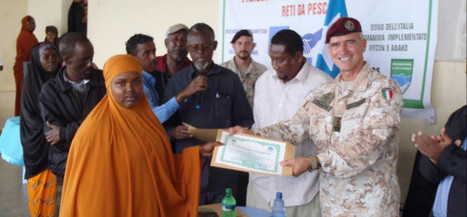 Somalia: Italian Army initiative to include women in fishing industry   Aquaculture Directory   Scoop.it
