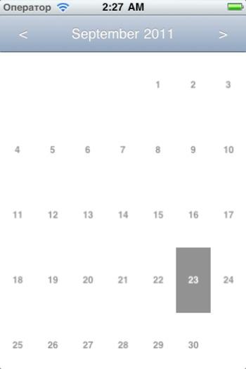 vgrichina/ios-calendar - GitHub | iPhone and iPad development | Scoop.it