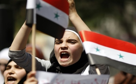 Syria No-Fly Zone: Realistic Objectives   Coveting Freedom   Scoop.it