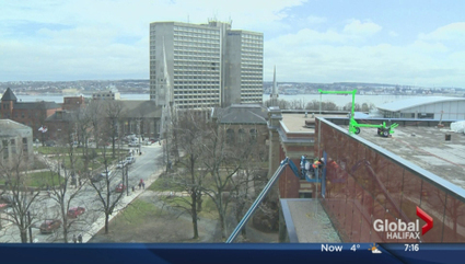 A behind the scenes look at the new library | Global News Halifax | LibraryLinks LiensBiblio | Scoop.it