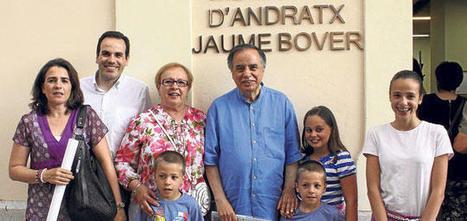 Andratx rinde homenaje a Jaume Bover y bautiza la biblioteca | biblioteca | Scoop.it