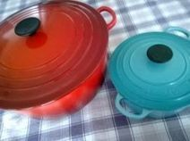 Review: Le Creuset Cast-Iron French Ovens | Vegan, vegetarian, ecology, natural remedies | Scoop.it