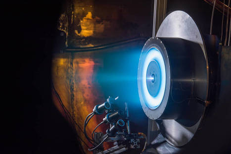 Aerojet Rocketdyne tapped to build high-power ion drive | Spaceflight Now | Aerospace and aviation construction | Scoop.it