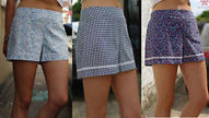 A-Start Printed Shorts | Fashion | Scoop.it