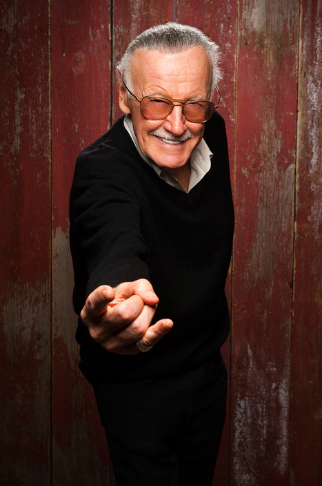 Stan Lee Will Have Cameo In James Gunn's 'Guardians of the Galaxy' | Movie News | Scoop.it
