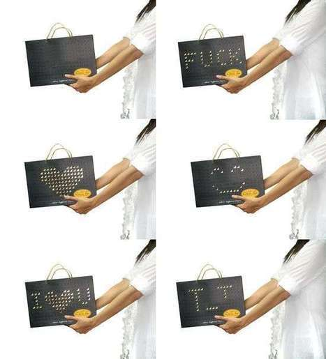 Interactive Shopping Bags | Com-crosscanal | Scoop.it