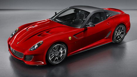 599 GTO: fastest Ferrari ever - BBC Top Gear | speedoholic | Scoop.it