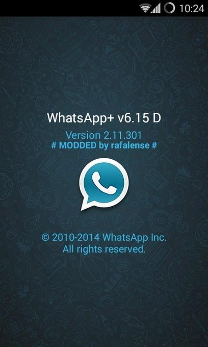 تحميل واتس اب بلس كامل آخر اصدار 2015 WhatsApp PLUS | tech-araby | Scoop.it