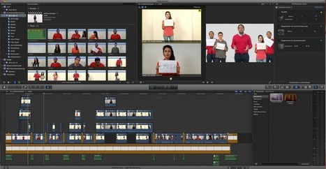 Final Cut Pro X a changé mes vies.   100% e-Media   Scoop.it
