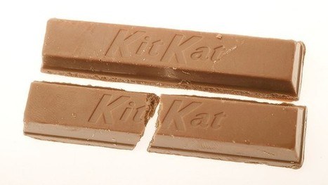 How a Kit Kat is classified as 'healthy' | Physical Education - The Nutrition Component | Scoop.it