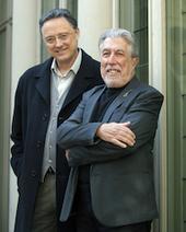 Jordi Sierra i Fabra y Luis Leante, ganadores del XXIV Premio Edebé | Biblioteca escolar i LIJ | Scoop.it